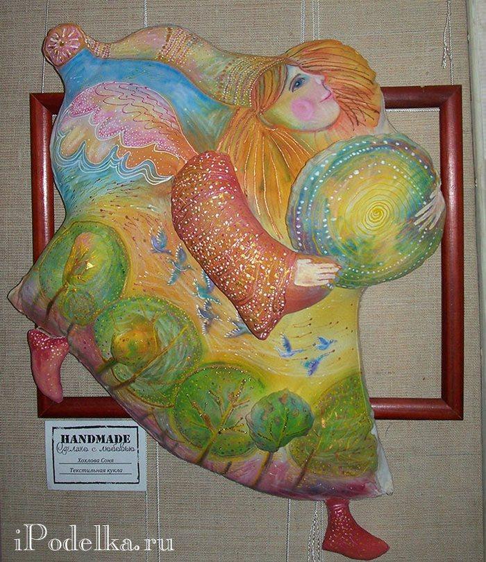 Мастерим поделки на тему Осень в детский сад: пошагово с фото    Осенние бусы своими руками для детского сада