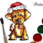 Как нарисовать собаку пошагово с фото