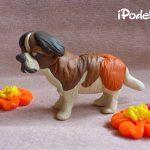 Как слепить собаку породы сенбернар из пластилина