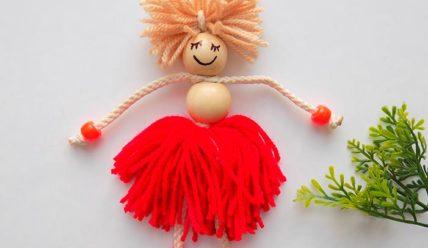 Как сделать куклу своими руками